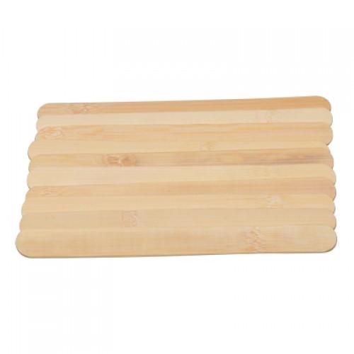 Шпатель деревянный Irisk, 10шт.