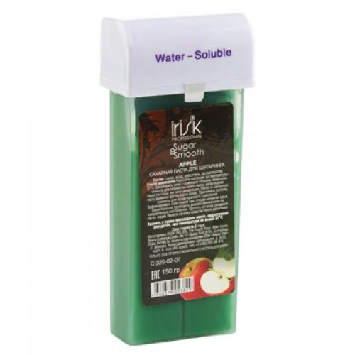 Сахарная паста для шугаринга IRISK SUGAR & SMOOTH в картриджах, 150гр (яблоко)