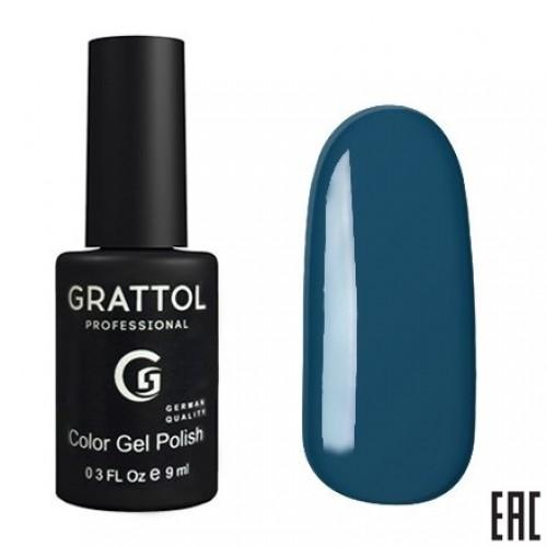 Grattol Color Gel Polish Blue GTС003