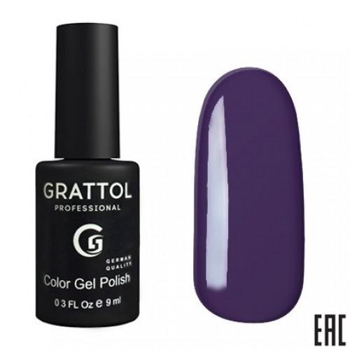 Grattol Color Gel Polish Gray Violet GTС010