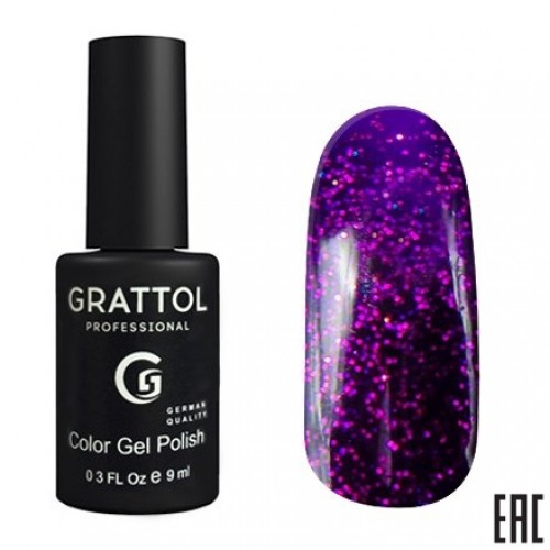 Grattol Color Gel Polish Amethyst AM03 GTAM03