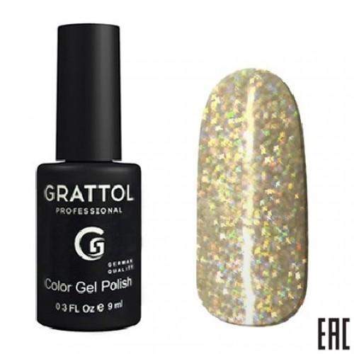 Grattol Color Gel Polish Diamond DM01 GTDM01
