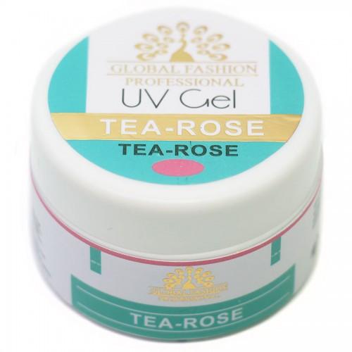 Гель Global Tea Rose