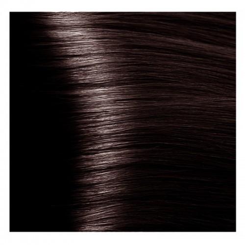 Kapous Magic Keratin крем-краска для волос «Non Amonnia», 4.4 Медно-коричневый 100 мл