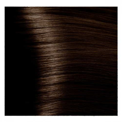 Kapous Magic Keratin крем-краска для волос «Non Amonnia», 4.83 Коричневый анис 100 мл