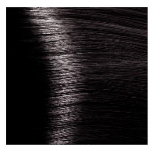 Kapous Magic Keratin крем-краска для волос «Non Amonnia», 4.8 Какао 100 мл