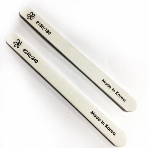 Пилка овальная белая 17,5см, Irisk