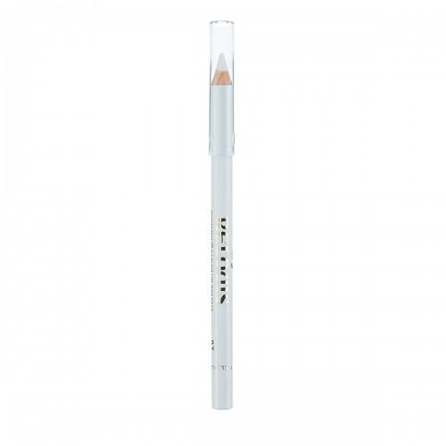 Контурный карандаш для глаз с витамином Е тон 07 (белый)