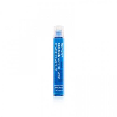 FarmStay Маска-филлер для волос с коллагеном Collagen Water Full Moist Treatment Hair Filler, 13 мл * 1 шт