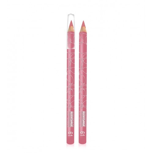 Карандаш для губ тон 61 розовый ягодный