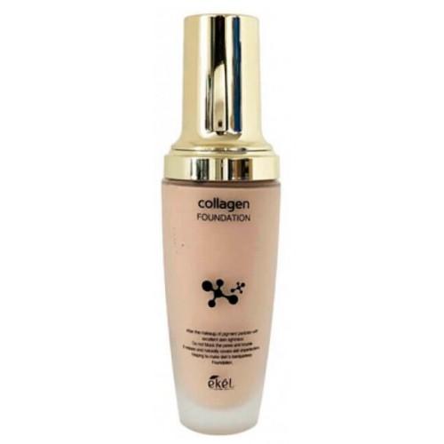 Collagen Foundation Тональная основа с коллагеном #23, 50 мл