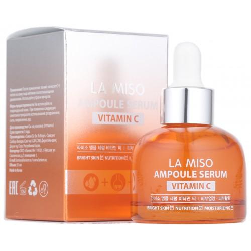 La Miso Сыворотка ампульная с витамином С - Ampoule serum vitamin C, 35мл