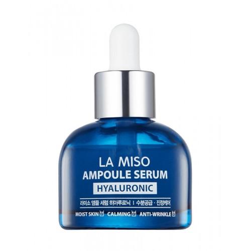 La Miso Сыворотка ампульная с гиалуроновой кислотой - Ampoule serum hyaluronic, 35мл