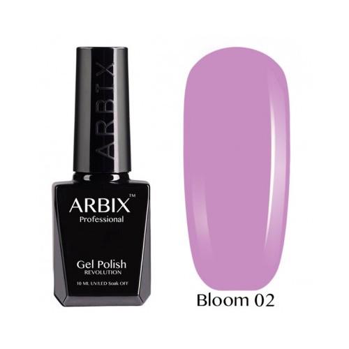 Гель-лак Arbix Bloom №02 10мл.