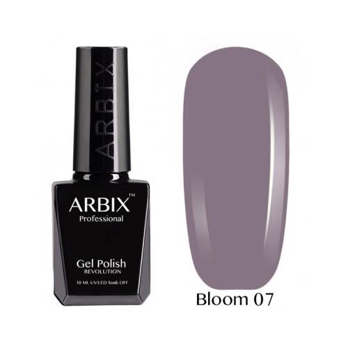 Гель-лак Arbix Bloom №07 10мл.