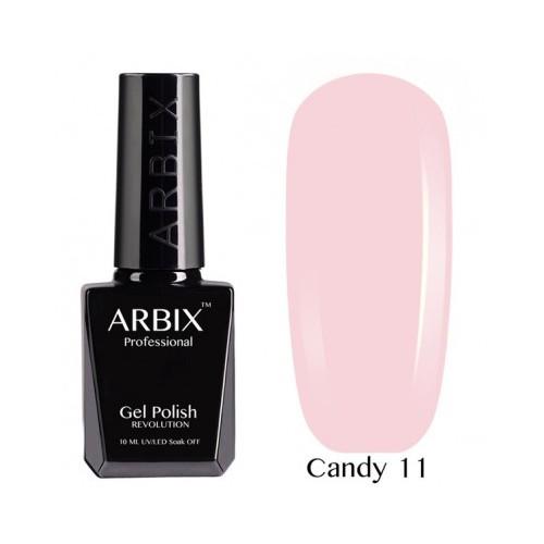 Гель-лак Arbix Candy №11 10мл.