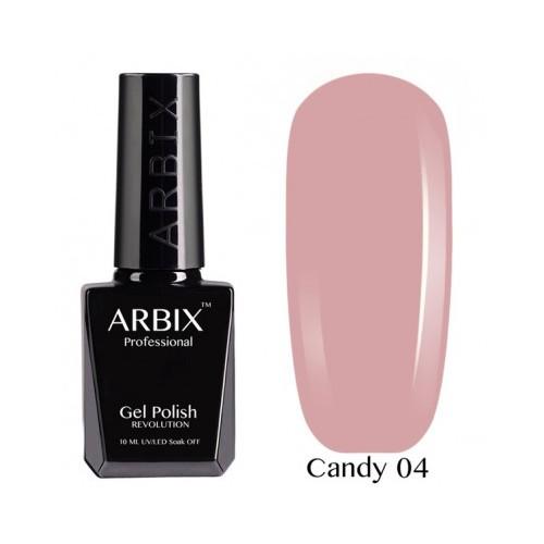 Гель-лак Arbix Candy №04 10мл.