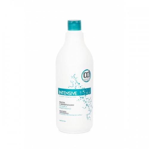 Маска с минералами, питание и защита волос / INTENSIVE 1000 мл