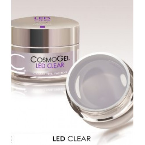Гель COSMO Led Clear