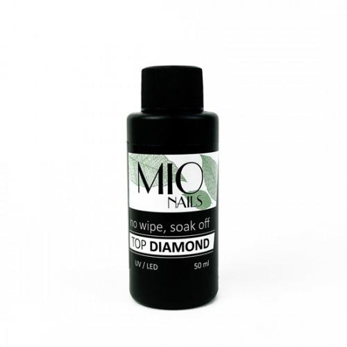 MIO Nails Топ Diamond - 50 мл