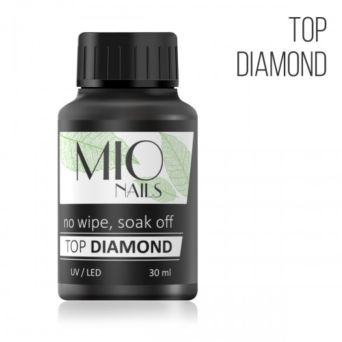 MIO Nails Топ Diamond - 30 мл