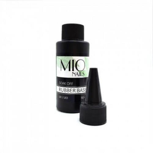MIO Nails База каучуковая, RUBBER - 50 мл