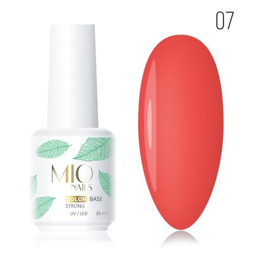 MIO Nails База COLOR № 07 - 15 мл