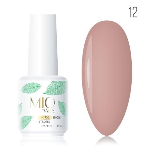 MIO Nails База COLOR № 12 - 15 мл