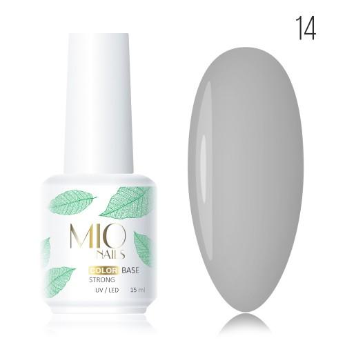 MIO Nails База COLOR № 14 - 15 мл