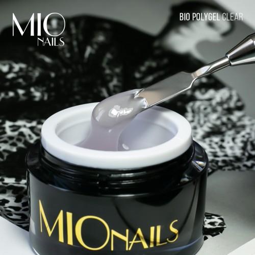 Биополигель. Прозрачный MIO Nails 15 мл