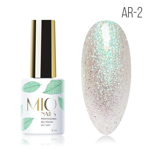 Гель-лак. Коллекция «Aurora» № 2 MIO Nails 8 мл