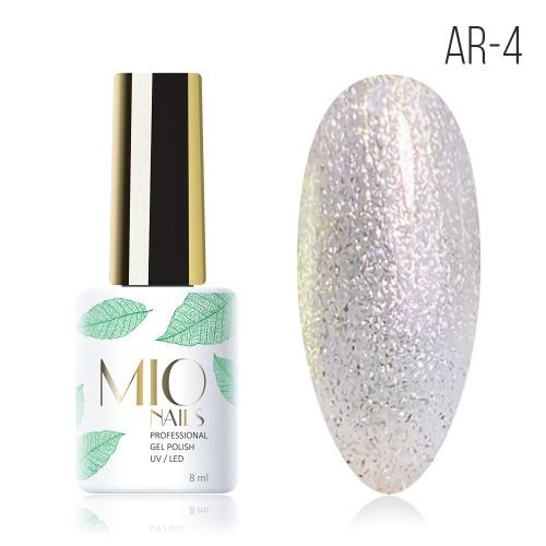 Гель-лак. Коллекция «Aurora» № 4 MIO Nails 8 мл