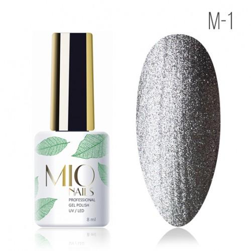 Гель-лак. Коллекция «Metallic» № 1 MIO Nails 8 мл