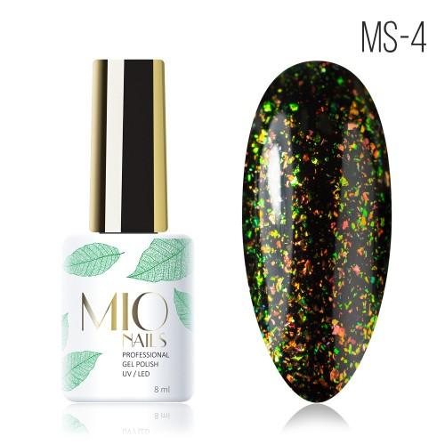 Гель-лак. Коллекция «Mystic» № 4 MIO Nails 8 мл