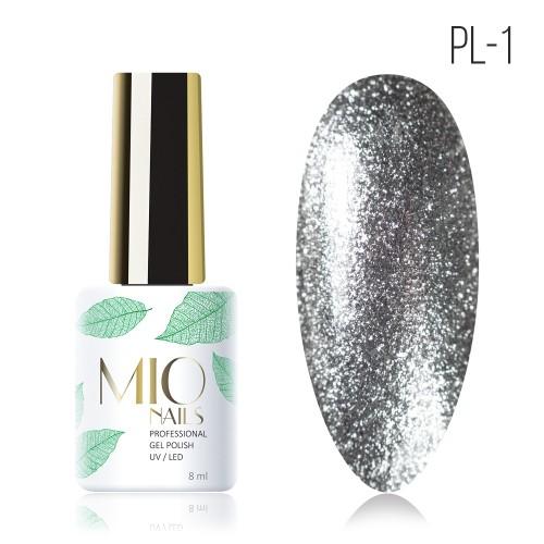 Гель-лак. Коллекция «Platinum» № 01 MIO Nails 8 мл