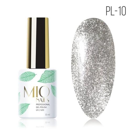 Гель-лак. Коллекция «Platinum» № 10 MIO Nails 8 мл