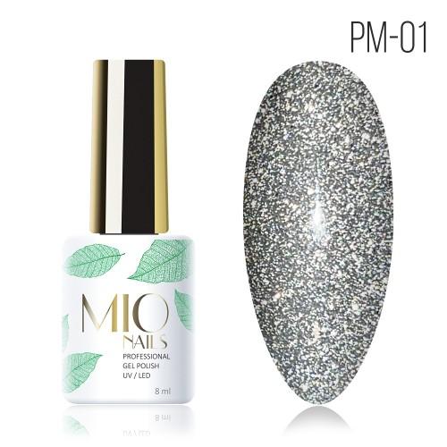 Гель-лак. Коллекция «Plazma» № 01 MIO Nails 8 мл
