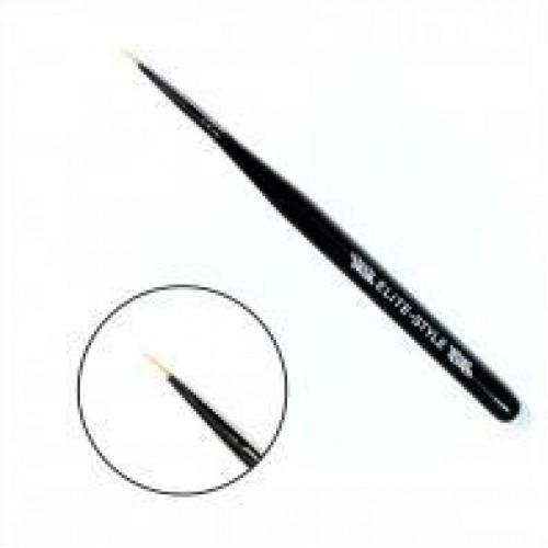 Кисть ELITE-STYLE волосок 7 мм.