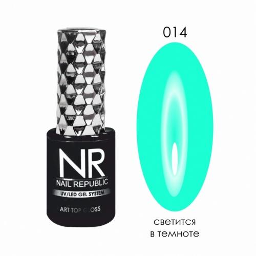 NR ART TOP GLOSS №14 (10 мл)