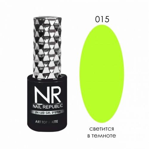 NR ART TOP GLOSS №15 (10 мл)