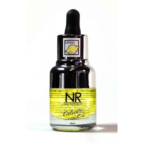 Cuticle Oil (с маслом лимона) 20 мл