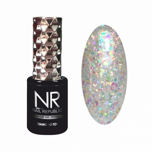NR DIAMOND TOP с шиммером №3 (10 мл)