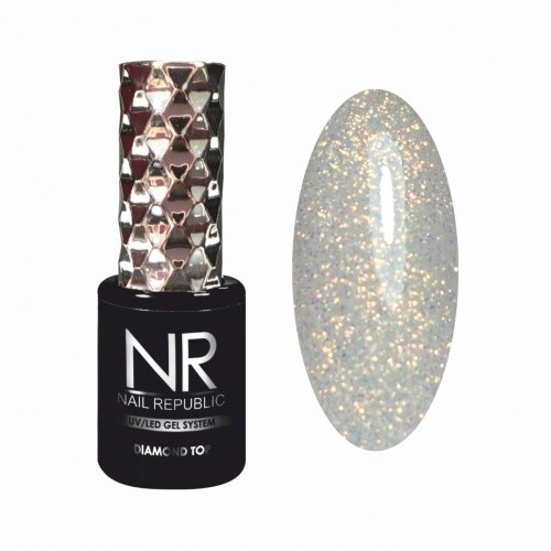 NR DIAMOND TOP с шиммером №4 (10 мл)