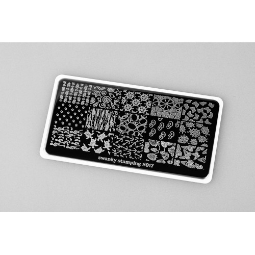 Swanky Stamping, Пластина 017