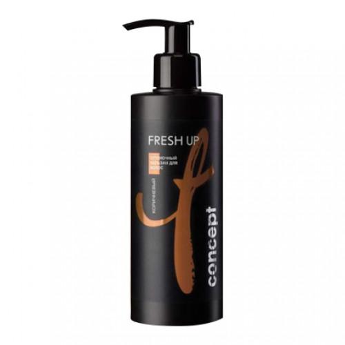 Оттеночный бальзам для коричневых оттенков волос Concept Fresh Up, 250 мл