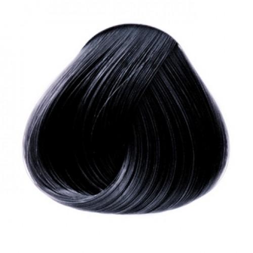 Крем краска без аммиака  для волос SOFT Touch 1.0 Черный Concept
