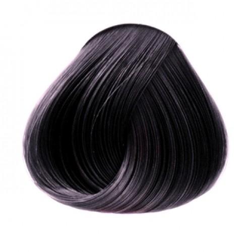 Крем краска без аммиака для волос SOFT Touch 4.7  Темно-коричневый  Concept