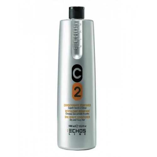 Кондиционер для сухих и вьющихся волос с молочными протеинами c2,1000мл