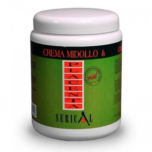 Крем-маска с вытяжкой из бамбука и пшеничной плацентой Marrow & Placenta Cream 1000мл