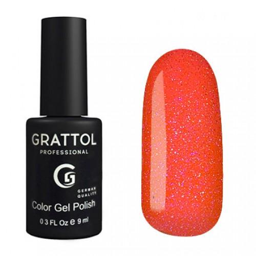 Grattol Color Gel Polish LS  Rainbow 06